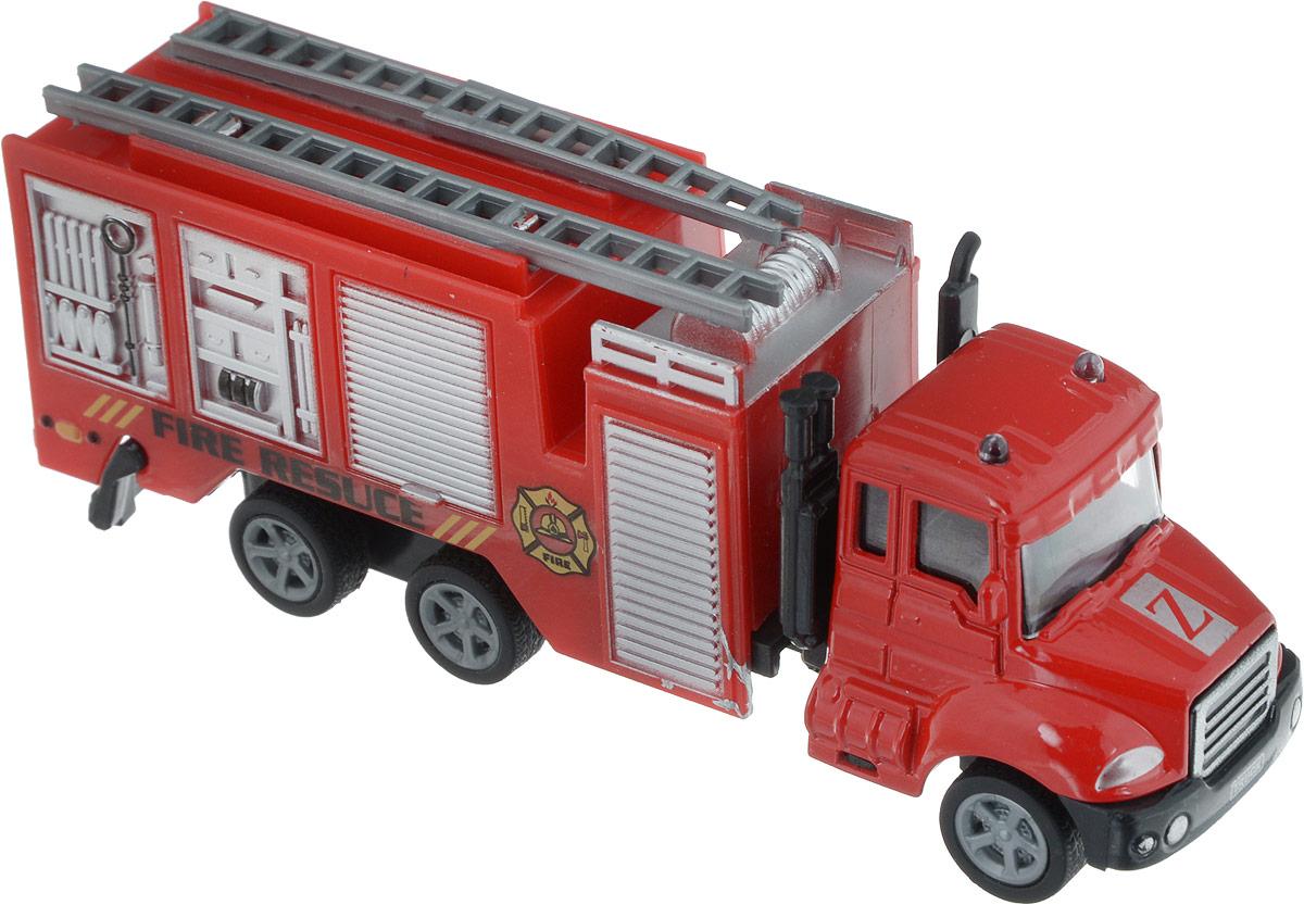 Autogrand Пожарная машина бураго модели