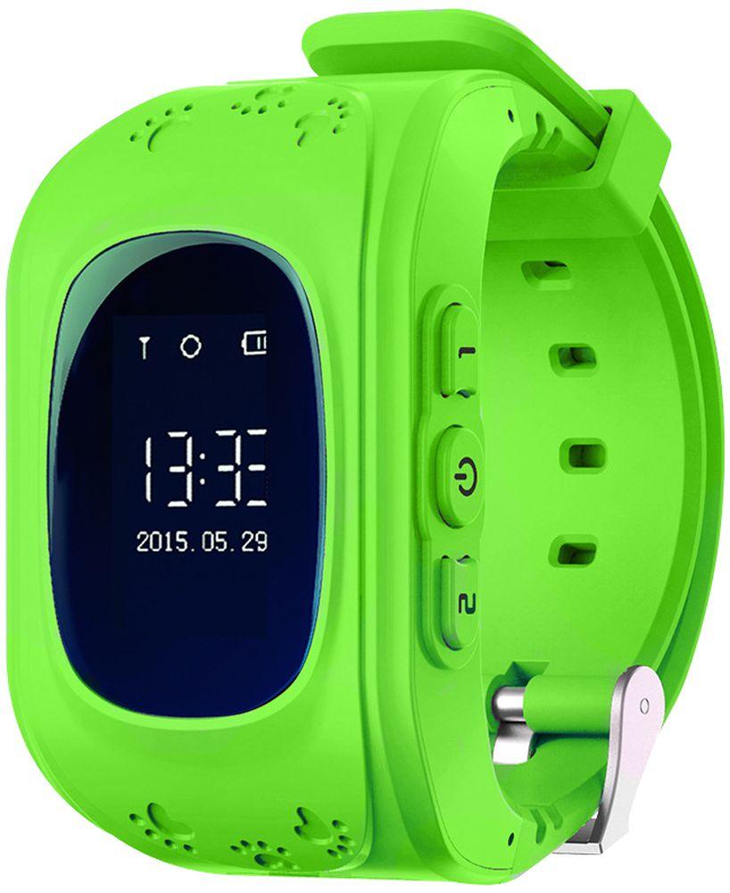 Nautilus Junior 05, Green умные детские часы