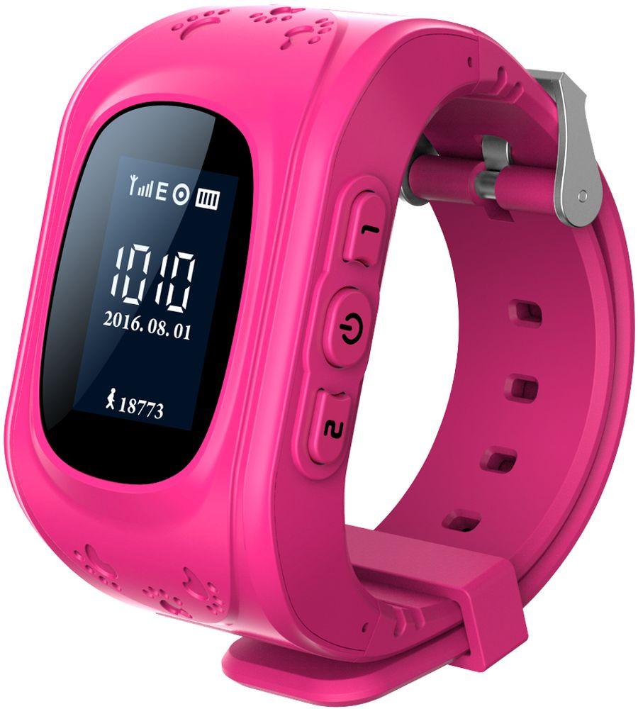Nautilus Junior 05, Pink умные детские часы все цены