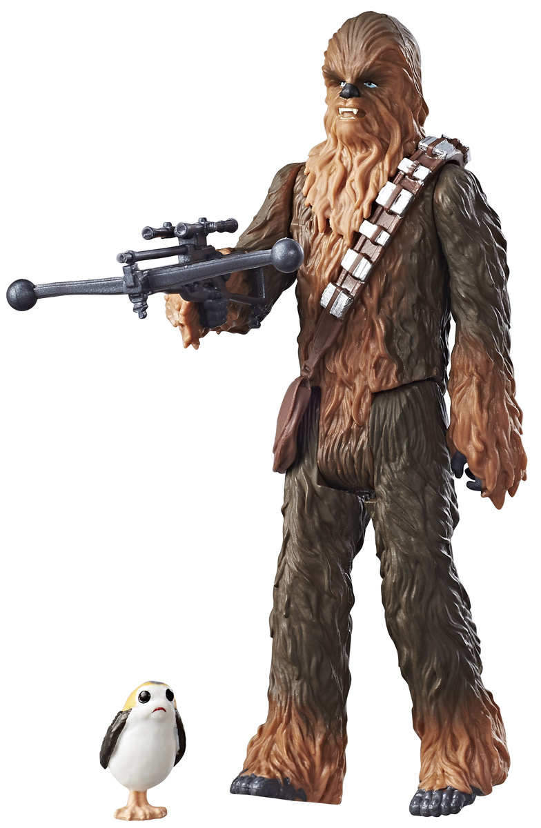 Star Wars Фигурка с двумя аксессуарами Chewbacca amiibo splatoon фигурка жемчик и мариша