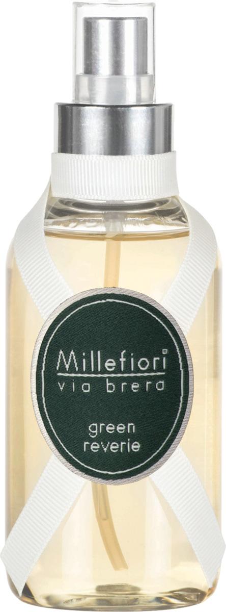 Ароматизатор Millefiori Milano Via Brera, свежесть зелени, 150 мл ароматизатор millefiori milano via brera мандариновый сад сменный блок 250 мл