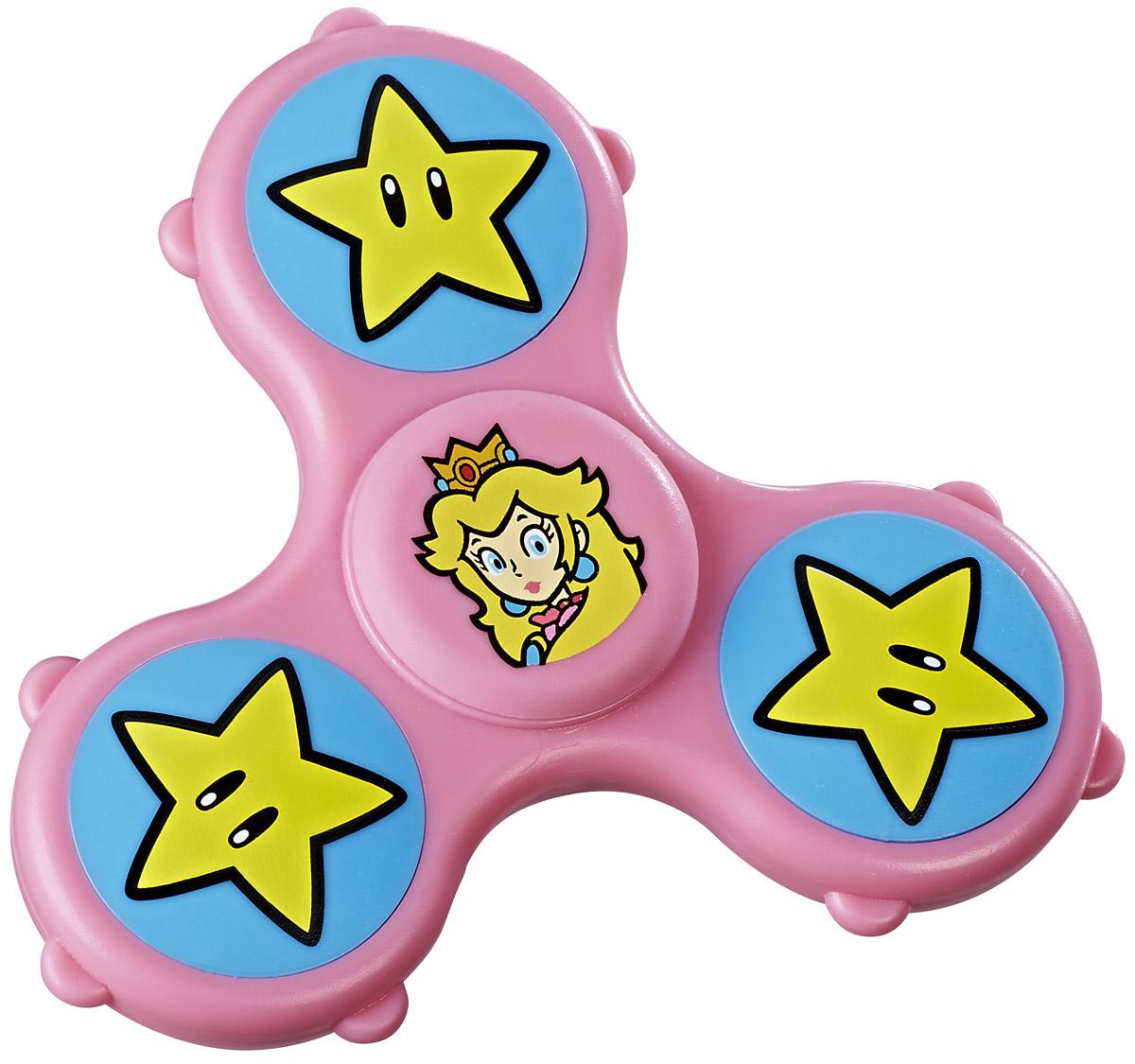 Fidget Its Спиннер Princess Peach fidget its антистрессовая игрушка кубик transformers bumblebee