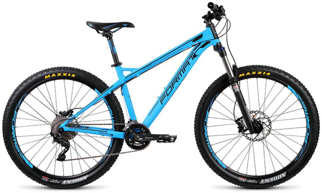 Велосипед горный Format 1311 Elite (2015), цвет: синий, рама 19, колесо 27,5232334
