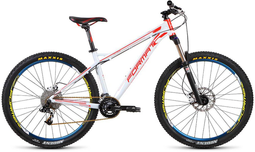 Велосипед горный Format 1311 (2015), цвет: белый, рама 15, колесо 27,5232335