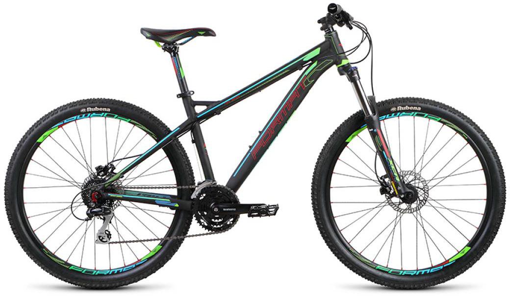 Велосипед горный Format 1314 (2015), цвет: черный, рама 19, колесо 27,5232349