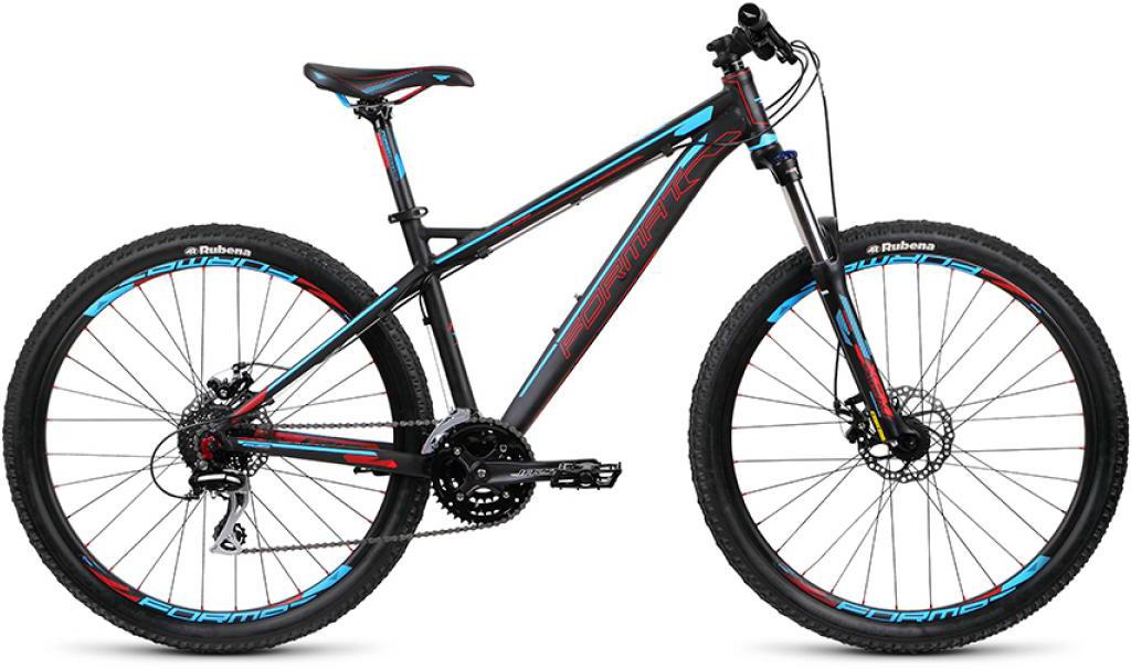 Велосипед горный Format 1315 (2015), цвет: черный, рама 19, колесо 27,5232353