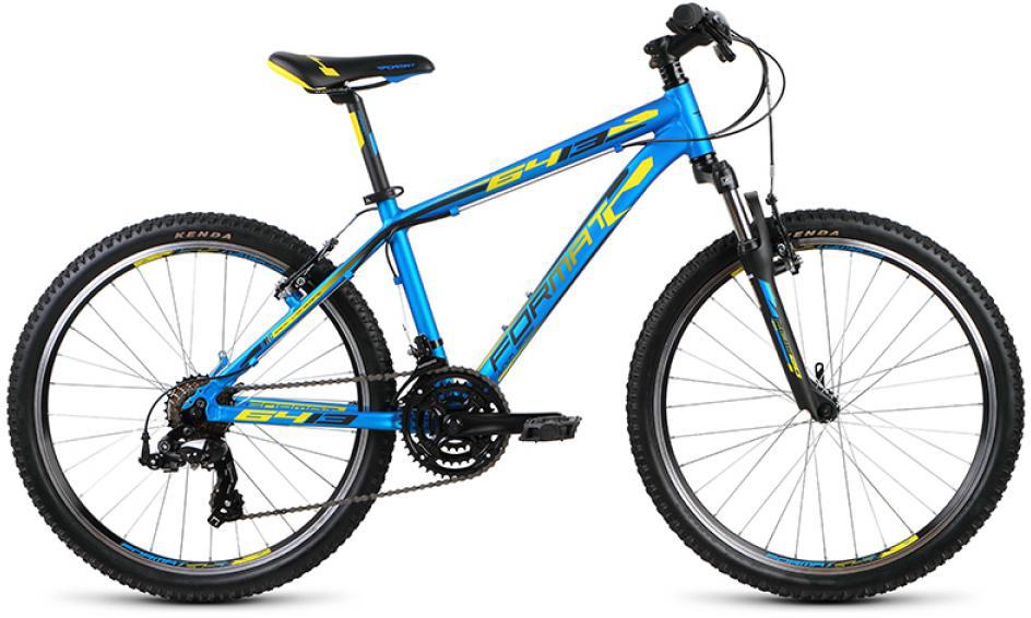 Велосипед детский Format 6413 Boy (2015), цвет: синий, колесо 24232716