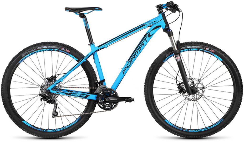 Велосипед горный Format 1213 (2015), цвет: синий, рама 17, колесо 29232726