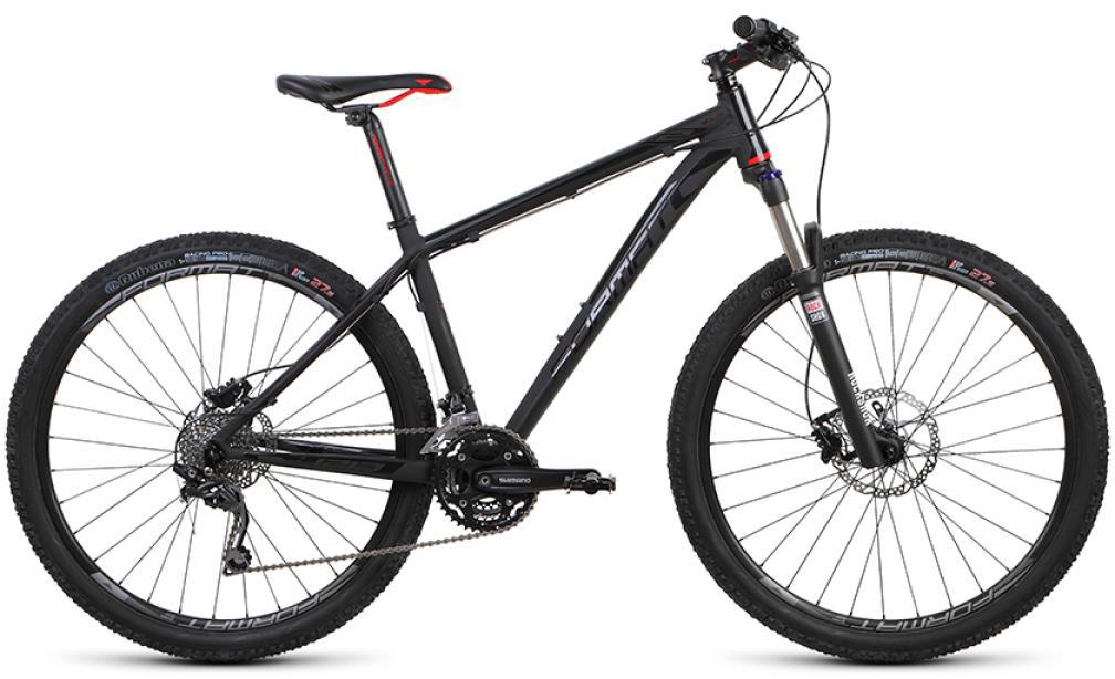 Велосипед горный Format 1213 (2015), цвет: черный, рама 19, колесо 27,5232741