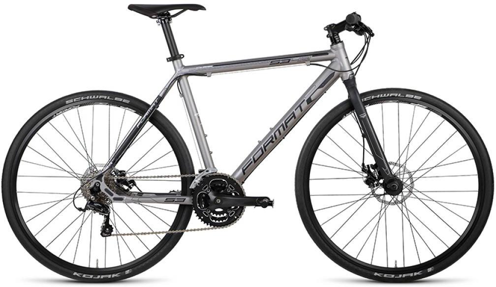 Велосипед городской Format 5342 (2015), цвет: серый, рама 21, колесо 28232743