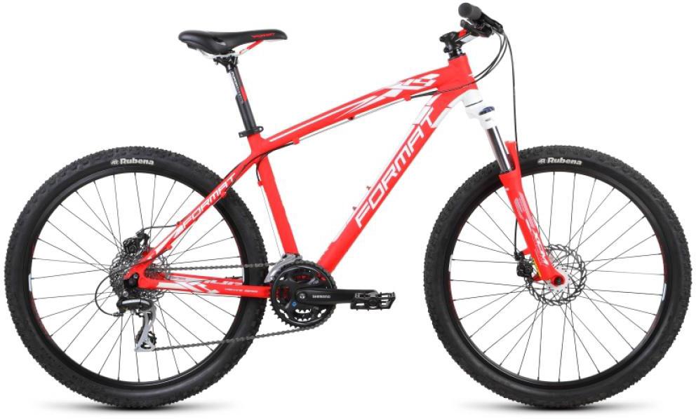 Велосипед горный Format 1413 (2015), цвет: серый, рама 19, колесо 26232893