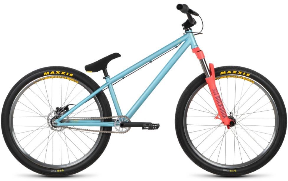 Велосипед горный Format 9222 (2015), цвет: голубой, колесо 26232985