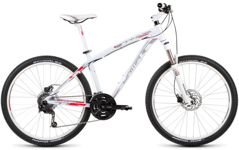 Велосипед горный Format 7741 Elite (2015), цвет: белый, рама 17, колесо 26232992
