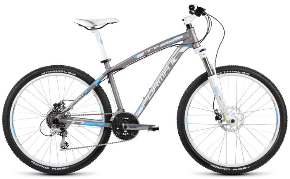 Велосипед горный Format 7742 (2015), цвет: серый, рама 15, колесо 26232995
