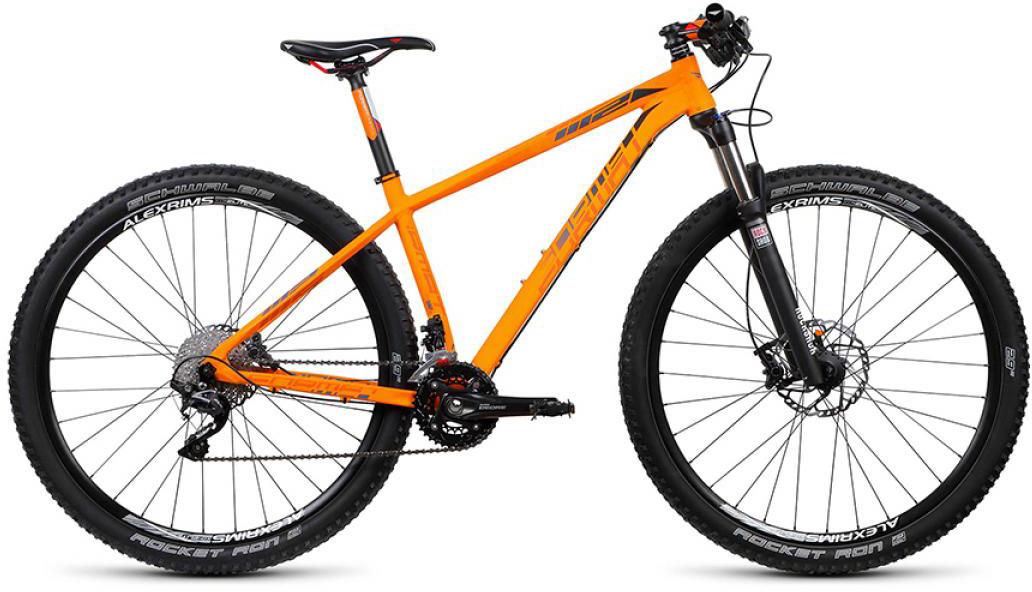 Велосипед горный Format 1112 (2016), цвет: оранжевый, рама 22, колесо 29260706