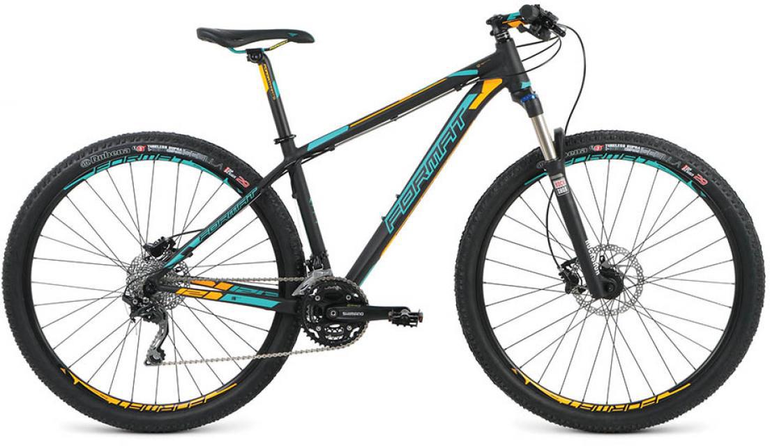 Велосипед горный Format 1213 (2016), цвет: черный, рама 20, колесо 29260740