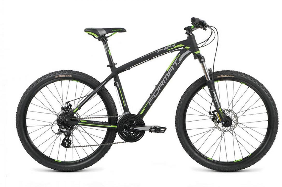 Велосипед горный Format 1414 (2016), цвет: черный, рама 16, колесо 26260749