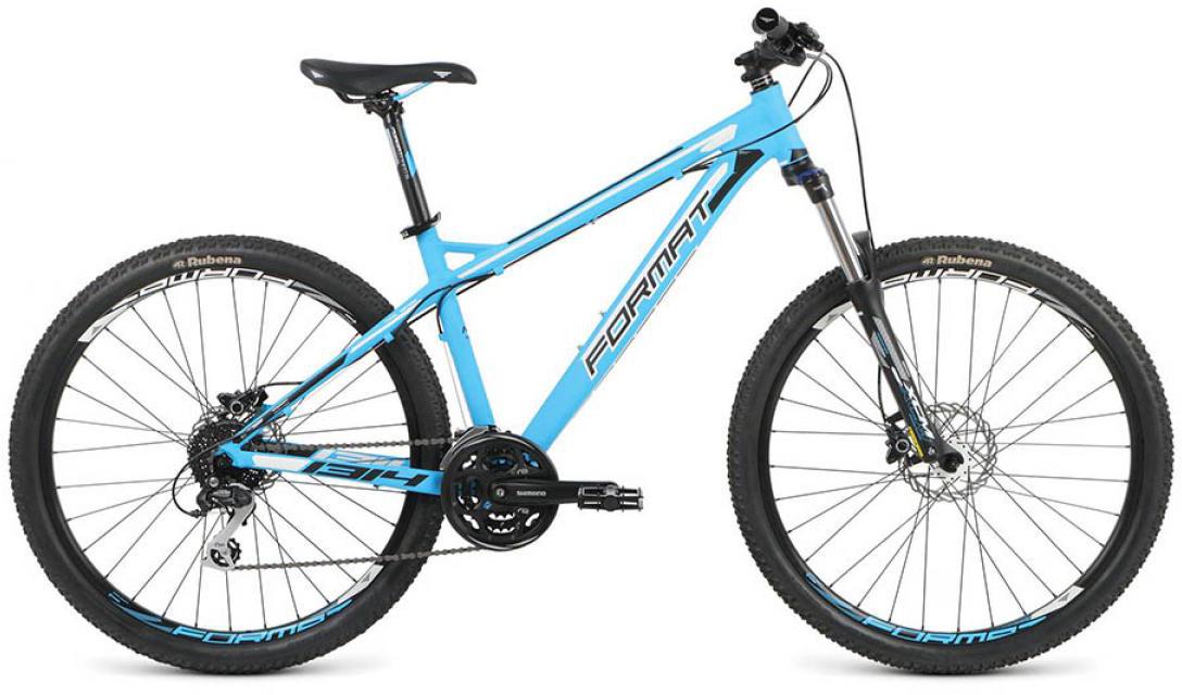 Велосипед горный Format 1314 (2016), цвет: синий, рама 18, колесо 27,5260788