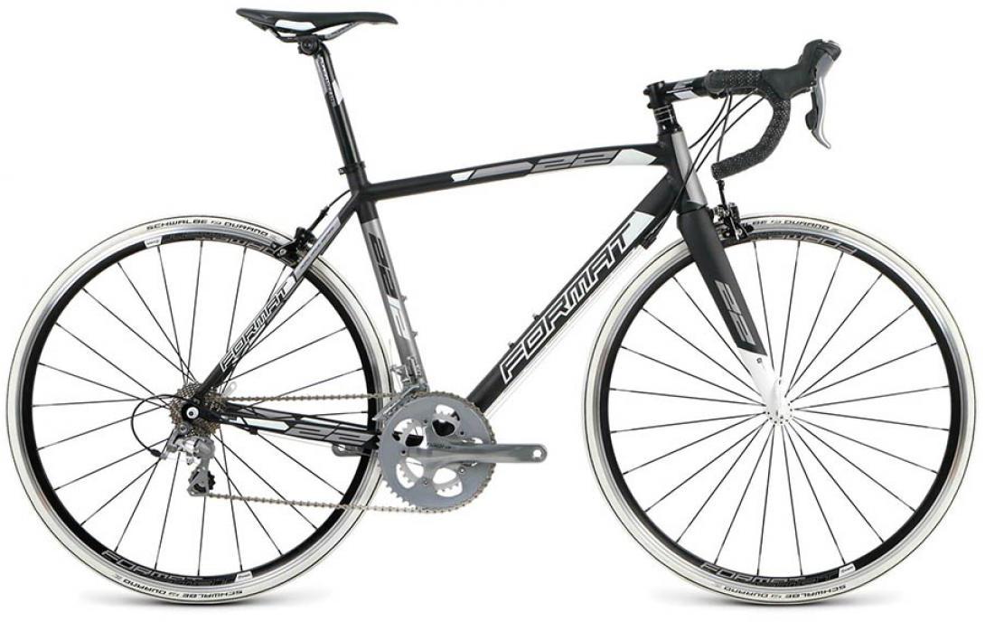 Велосипед шоссейный Format 2212 (2016), цвет: черный, рама 23, колесо 28260799