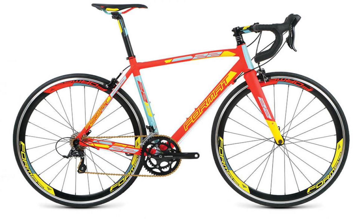 Велосипед шоссейный Format 2213 (2016), цвет: красный, рама 19,5, колесо 28260800