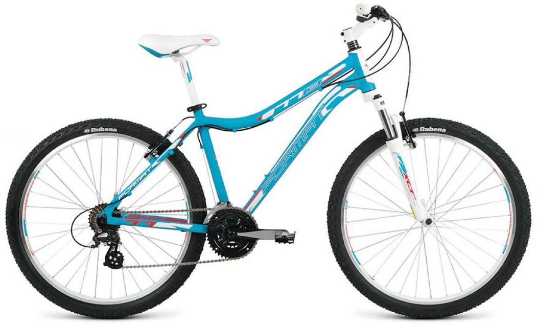 Велосипед горный Format 7713 (2016), цвет: зеленый, рама 16, колесо 26260818