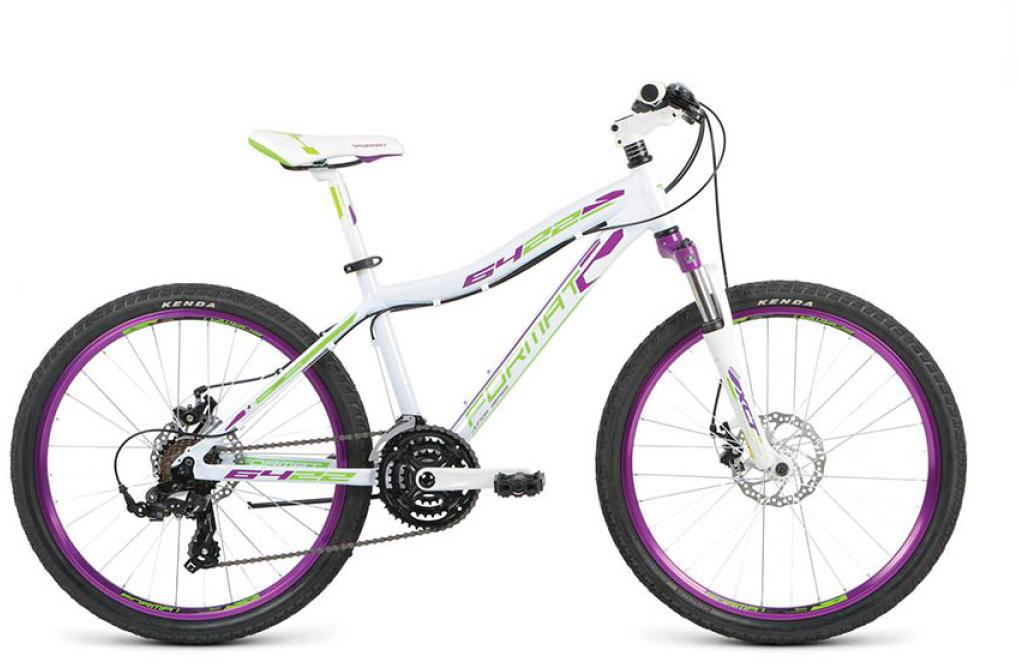 Велосипед детский Format 6422 Girl (2016), цвет: белый, колесо 24260827
