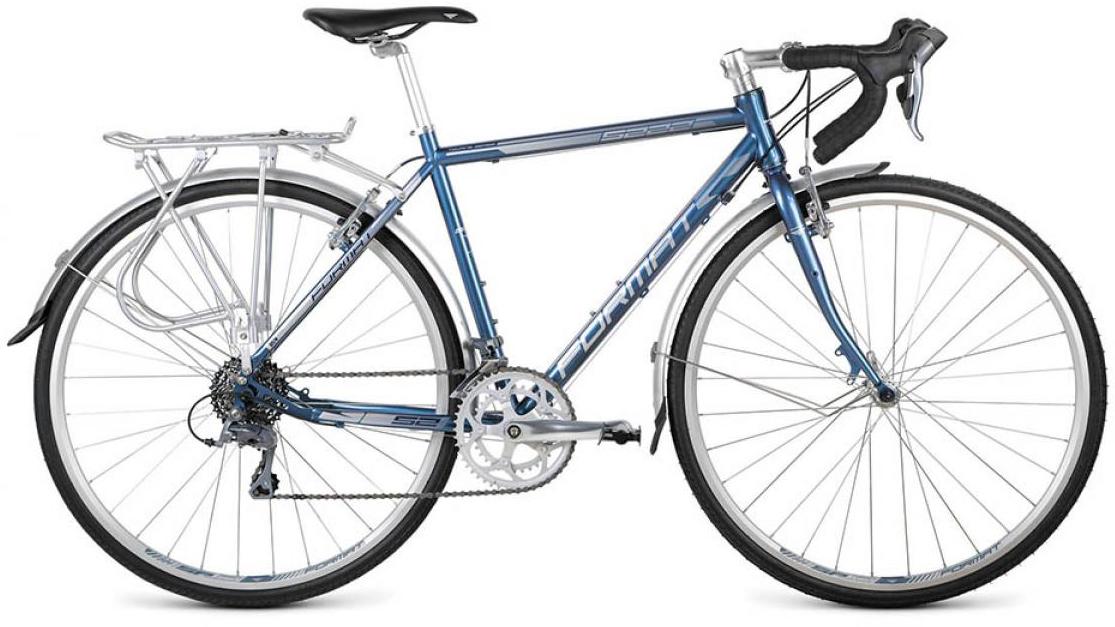 Велосипед городской Format 5222 (2016), цвет: синий, рама 19,5, колесо 28260830