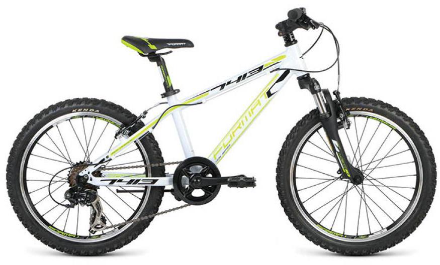 Велосипед детский Format 7413 Boy (2016), цвет: белый, колесо 20260834