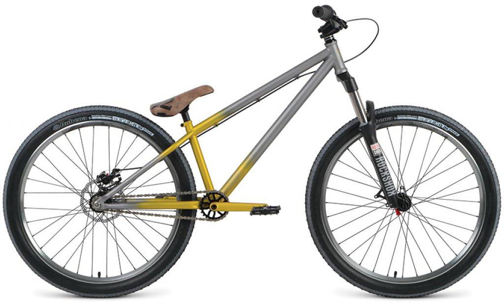 Велосипед горный Format 9222 (2016), цвет: голубой, колесо 26260855