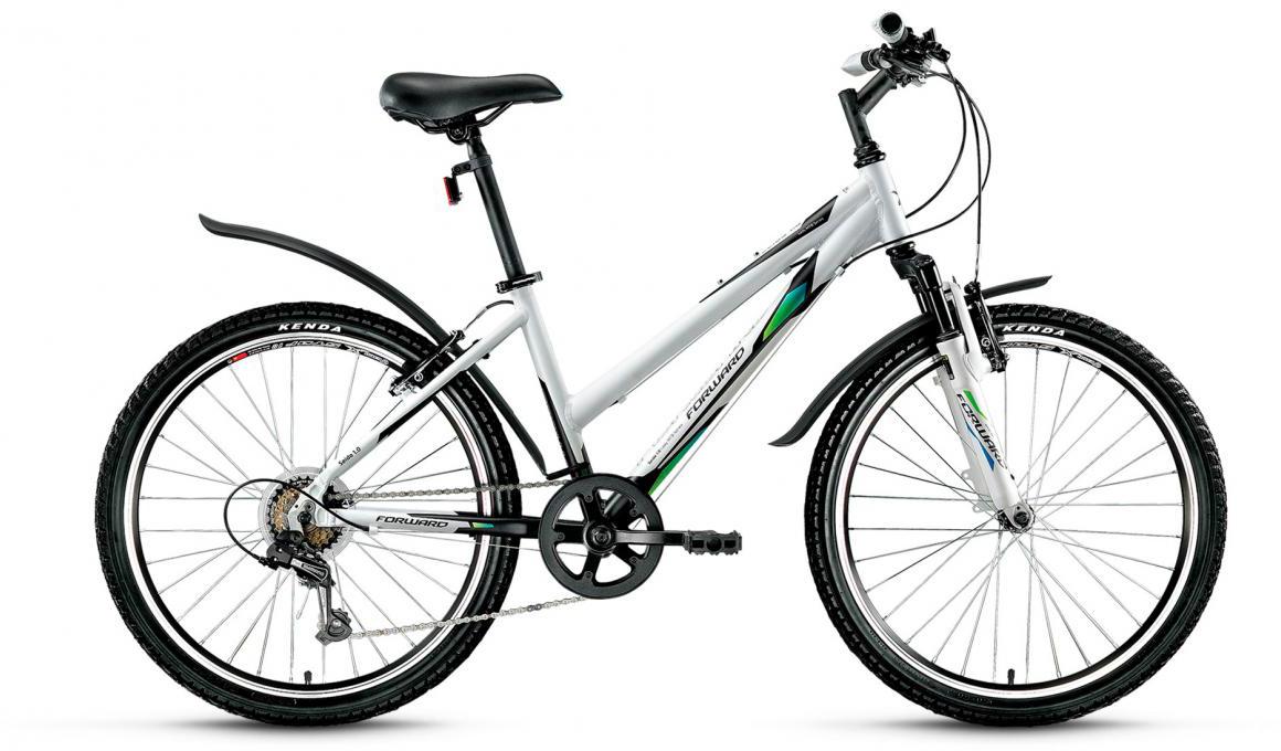 Велосипед детский Forward Seido 1.0 2016, цвет: черный, рама 15, колесо 24275092