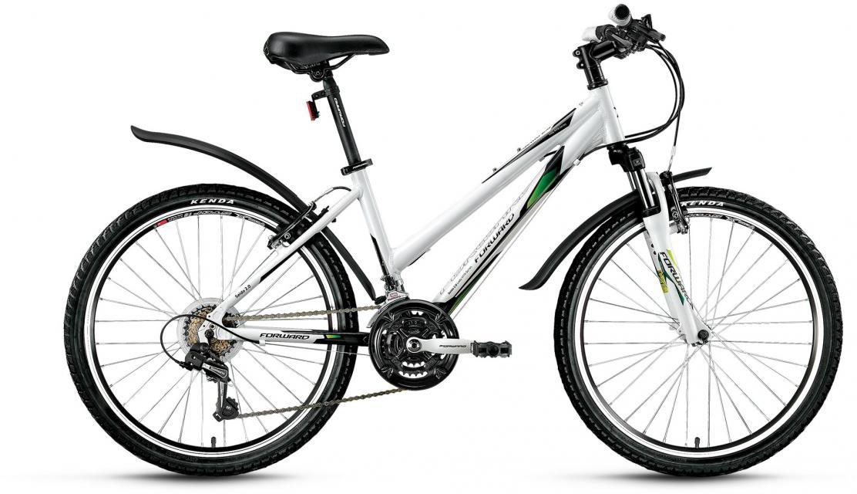Велосипед детский Forward Seido 1.0 2016, цвет: белый, рама 15, колесо 24275094