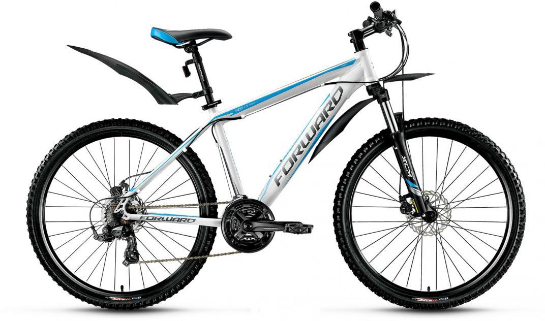 Велосипед горный Forward Next 2.0 2016, цвет: белый, рама 17, колесо 26275245
