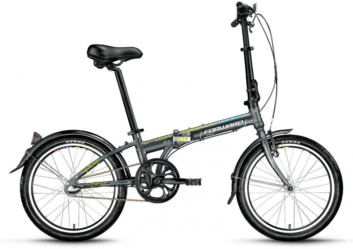Велосипед детский Forward Enigma 3.0 2016, цвет: серый, рама 11, колесо 20275281
