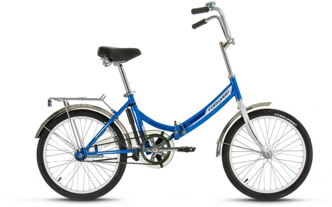 Велосипед детский Forward Arsenal 1.0 2016, цвет: черный, рама 14, колесо 20275337