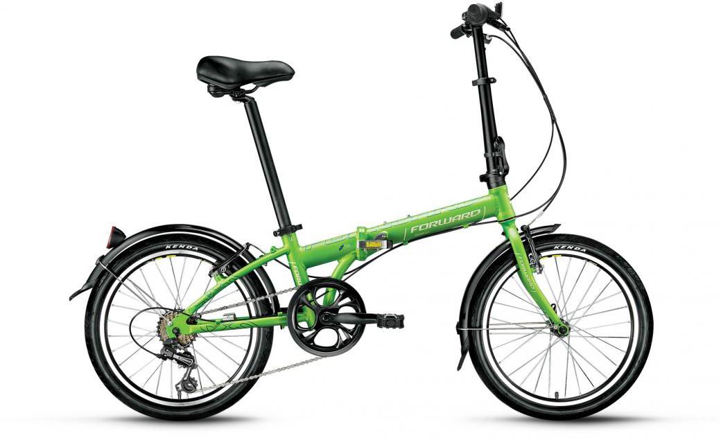 Велосипед детский Forward Enigma 2.0 2016, цвет: зеленый, рама 11, колесо 20275347