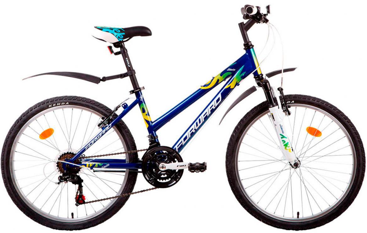 Велосипед детский Forward Tekota 1.0 2016, цвет: синий, рама 15, колесо 24279272