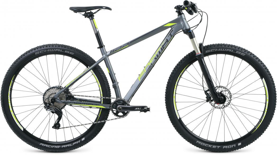 Велосипед горный Format 1122 (2017), цвет: серый, рама 20, колесо 29279695