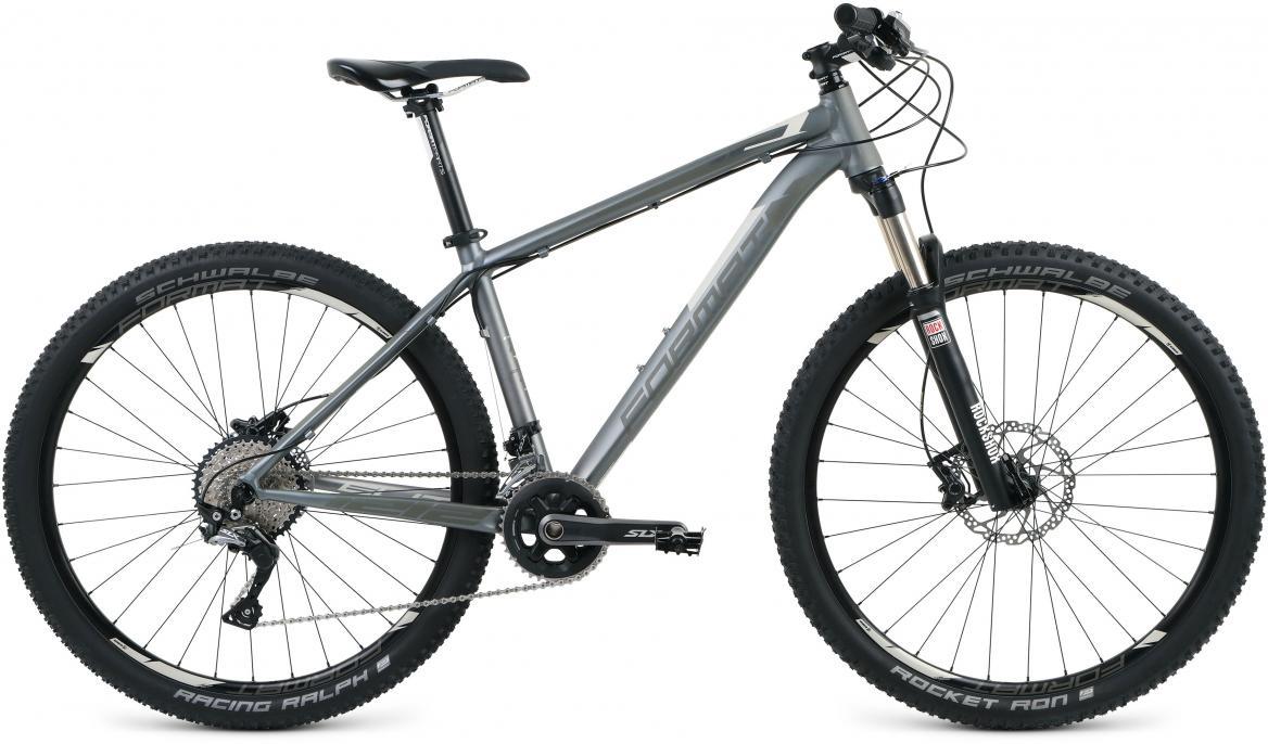 Велосипед горный Format 1212 Elite (2017), цвет: серый, рама 20, колесо 27,5279698