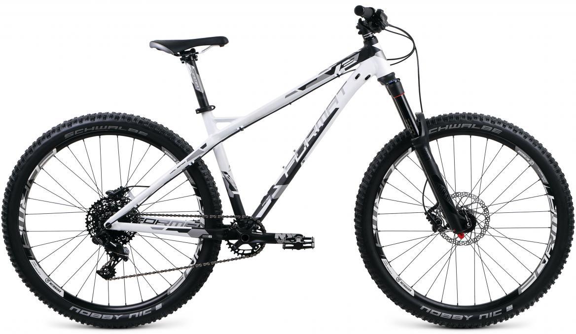 Велосипед горный Format 1311 (2017), цвет: белый, рама 16, колесо 27,5279715