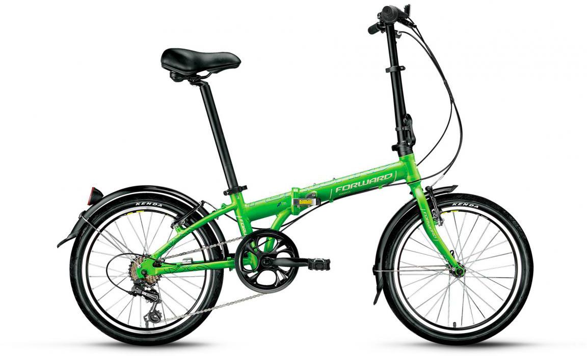 Велосипед детский Forward Enigma 2.0 2017, цвет: зеленый, рама 11, колесо 20279866