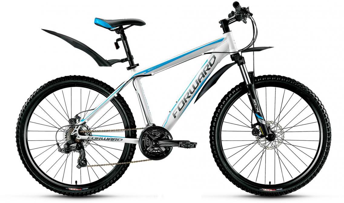Велосипед горный Forward Next 2.0 2017, цвет: белый, рама 21, колесо 26279988