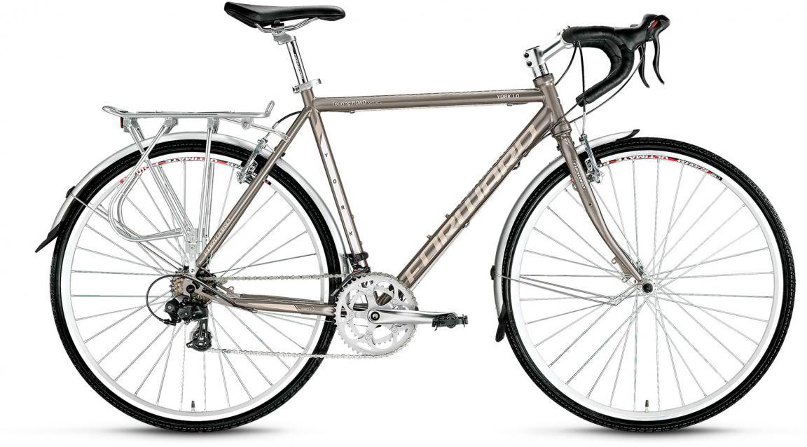 Велосипед городской Forward York 1.0 2017, цвет: серый, рама 22, колесо 28280145