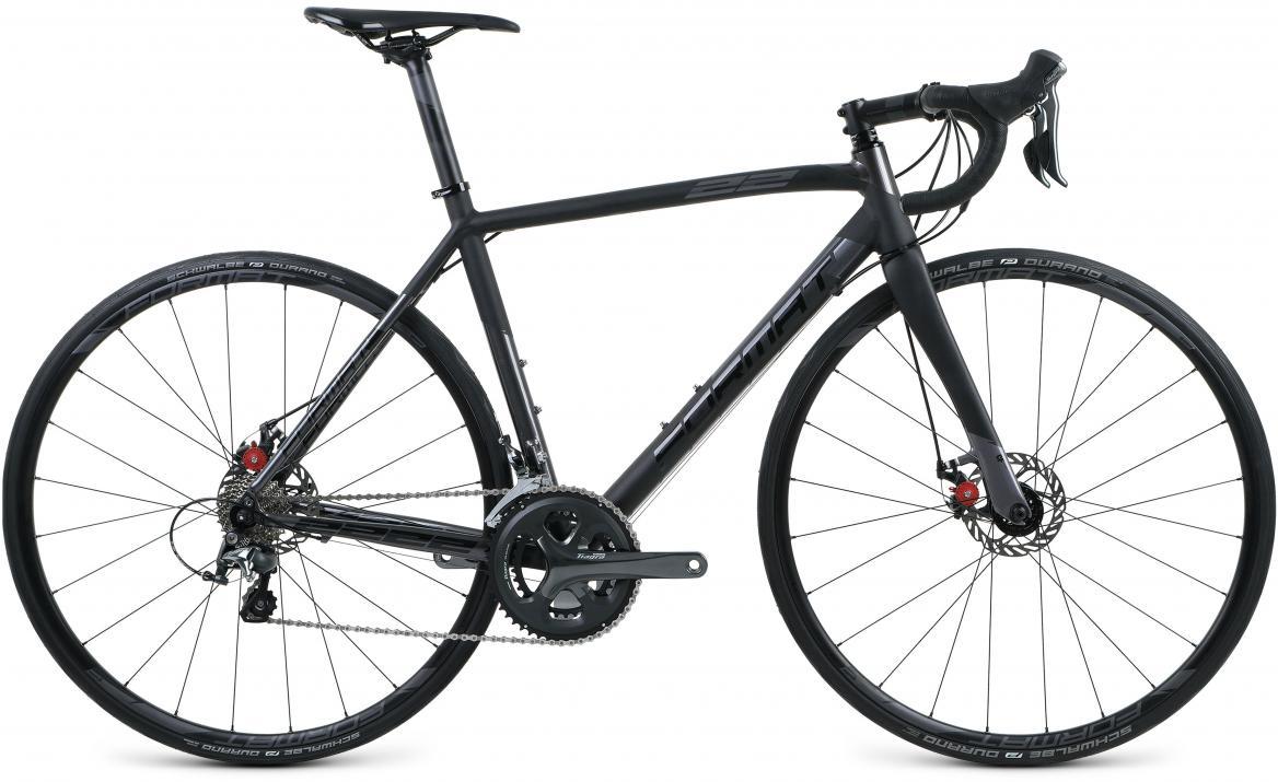 Велосипед шоссейный Format 2222 (2017), цвет: серый, рама 24, колесо 28280155