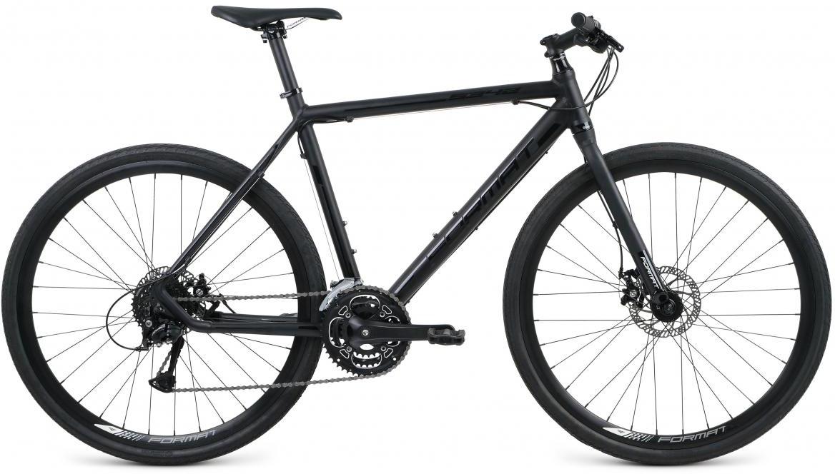 Велосипед городской Format 5342 (2017), цвет: черный, рама 19,5, колесо 28280168