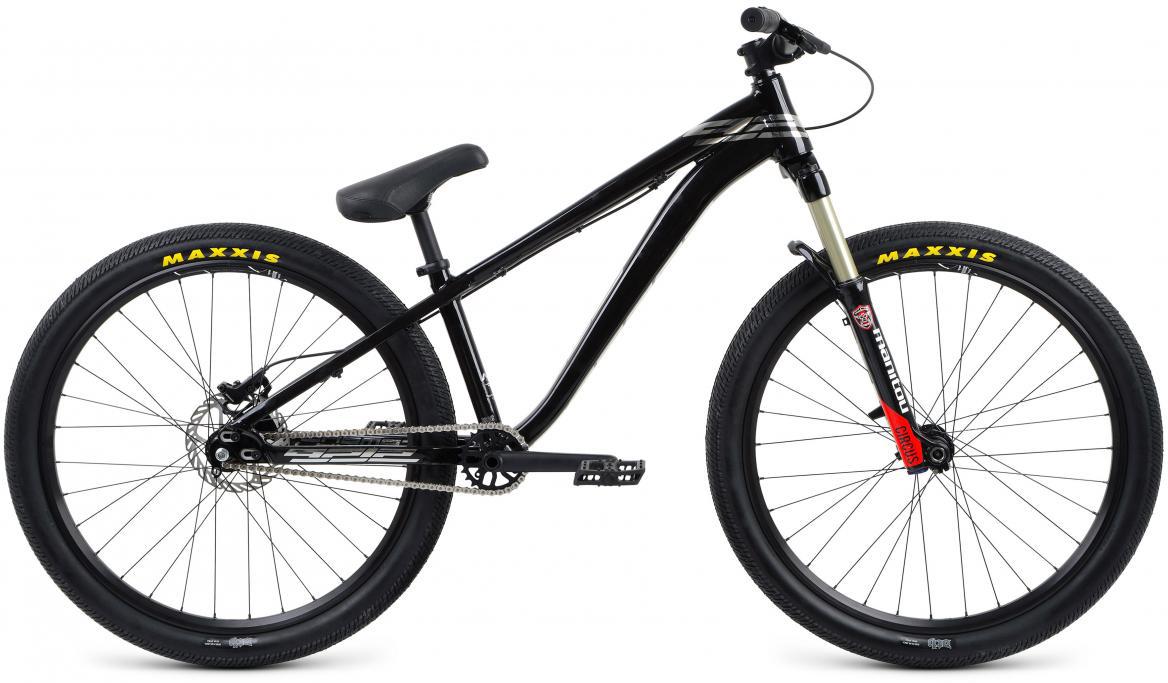 Велосипед горный Format 9212 (2017), цвет: черный, рама 18, колесо 26280181