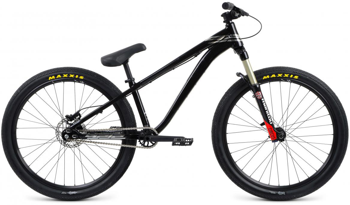 Велосипед горный Format 9212 (2017), цвет: черный, рама 20, колесо 26280182