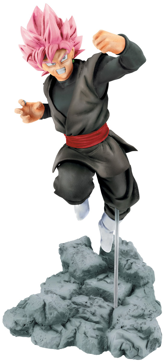 Bandai Фигурка Dball Sup Soul X Soul Fig Goku Black 10 см bandai hobby 03 hgbf gundam x maoh model kit 1 144 scale