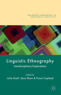 Linguistic Ethnography linguistic variation in a multilingual setting
