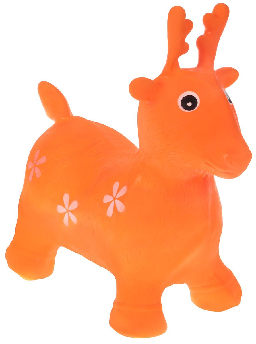Altacto Игрушка-попрыгун Олень цвет оранжевый игрушка altacto малыш динозавр 60ml alt0401 102