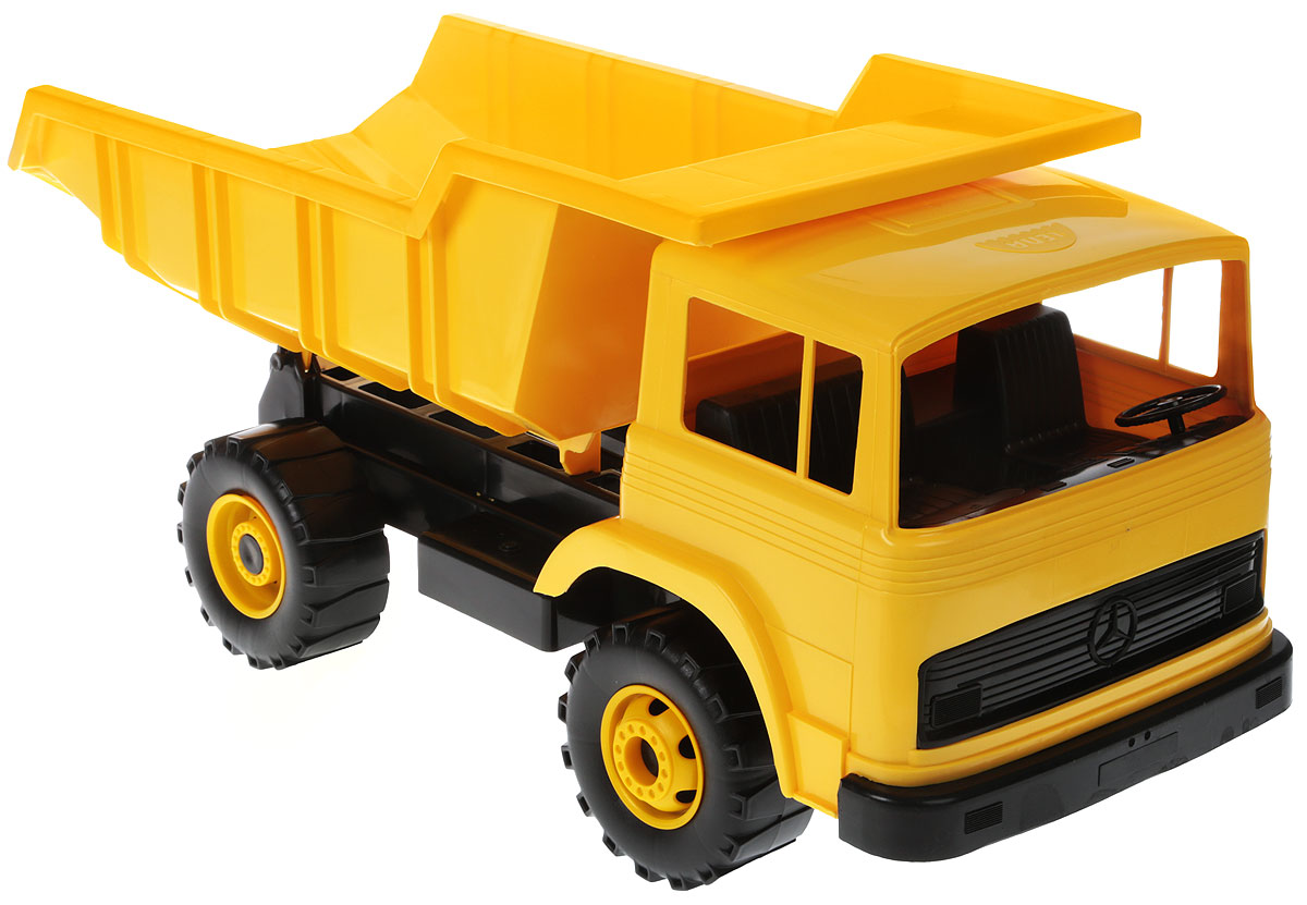 РосИгрушка Самосвал Карьерный машины спектр игрушка автомобиль самосвал карьерный у446